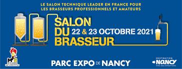 Salon du Brasseur_France Craft Beer Trade Show_Wild Goose Filling