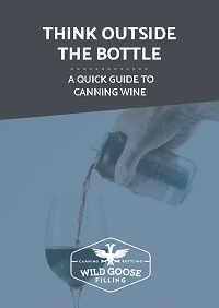 Canned Wine eBook: A Quick Guide to Canning Wine