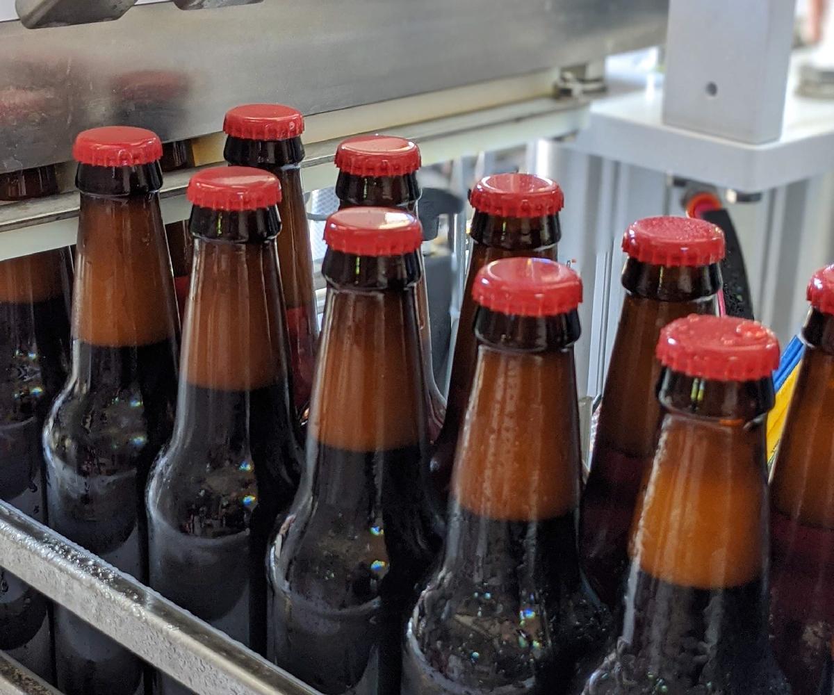 Meheen M2 Beer Bottling Line_Bottled Beer Filler_Wild Goose Filling