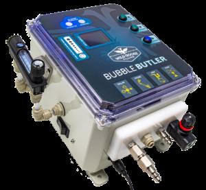 Bubble Butler Carbonation Management System_Wild Goose Filling