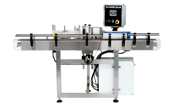 Wild Goose Labeler_Inline Labeling Machine for Cans or Bottles