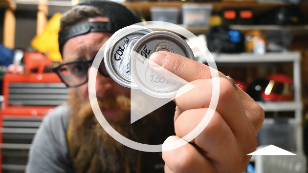 Differences Between Aluminum Beer Can Lids or Ends_How To Video from Wild Goose Filling